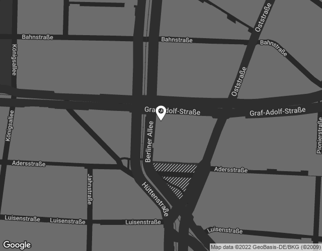 Google Map of 51.2185847,6.7823293