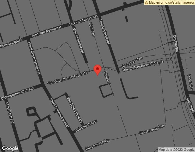 Google Map of https://www.google.com/maps/place/Lijnbaan+101,+3012+EN+Rotterdam,+Niederlande/@51.9195547,4.4750759,17z/data=!3m1!4b1!4m5!3m4!1s0x47c434a0a0f738af:0x9cecd25262f5dfeb!8m2!3d51.9195547!4d4.4772646