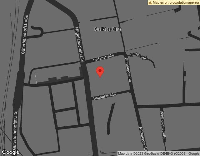 Google Map of https://www.google.de/maps/place/N%C3%A4gelsbachstra%C3%9Fe+26,+91052+Erlangen/@49.5905964,11.0031059,17z/data=!3m1!4b1!4m5!3m4!1s0x47a1f8d9107dc08f:0x26ffb01a249d1a3!8m2!3d49.5905929!4d11.0052946