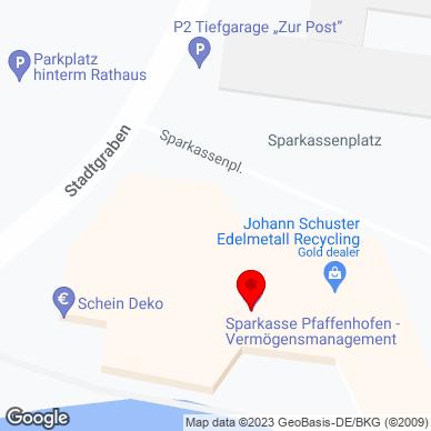 Sparkasse Hauptstelle, Casino, 85276 Pfaffenhofen