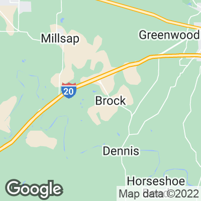 Google map of Brock