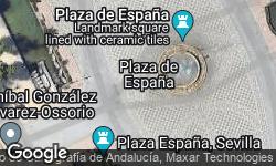 Ruta circular de senderismo urbano en Sevilla