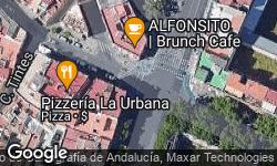 Ruta de senderismo por el centro de Sevilla