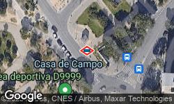 Ruta en la Casa de Campo (Madrid)
