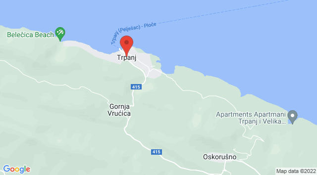 Trpanj, Chorvatsko
