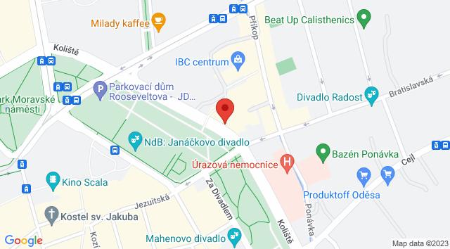 Koliště 31, 602 00 Brno-střed, Česko