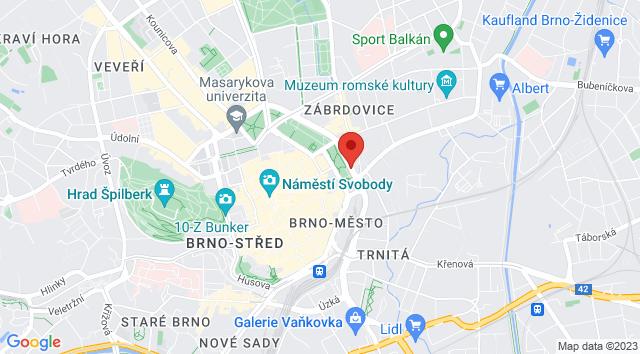 Koliště, 602 00 Brno-střed, Česko