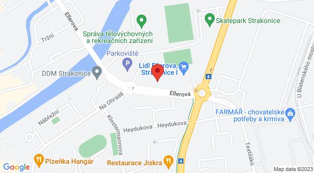 Ellerova 160, Strakonice I, 386 01 Strakonice, Česko