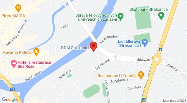 Na Ohradě 417, Strakonice I, 386 01 Strakonice, Česko
