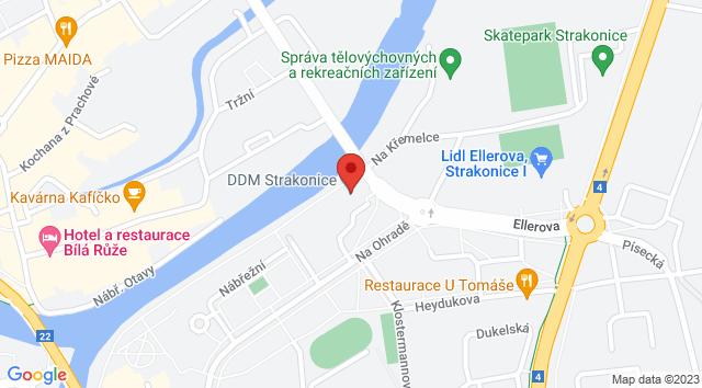 Na Ohradě 417, Strakonice I, 386 01 Strakonice, Česká republika