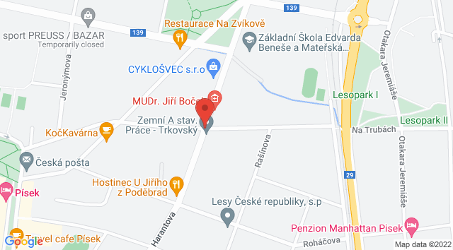 Rokycanova, 397 01 Písek, Česko