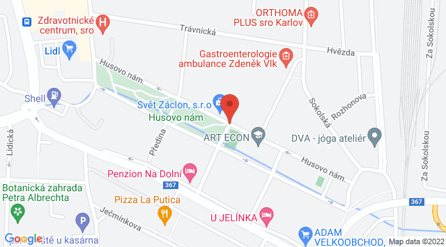 Husovo nám., 796 01 Prostějov, Česko