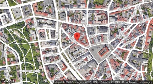 Riegrova 6, 779 00 Olomouc, Česko