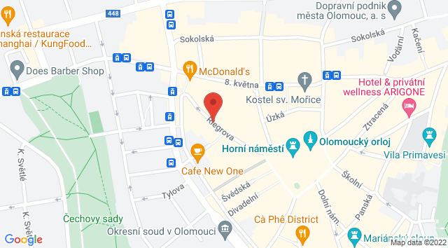 Riegrova, 779 00 Olomouc, Czechia