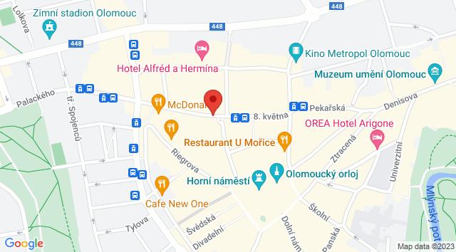 8. května, 779 00 Olomouc, Česko