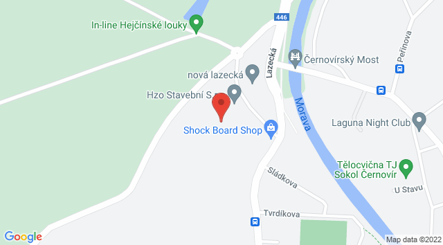 Lazecká 365, Hejčín, 779 00 Olomouc, Česko