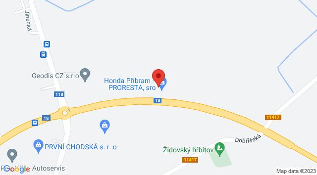 Evropská 678, 261 01 Příbram, Česká republika