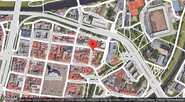 Perlová 60/14, 301 00 Plzeň 3-Vnitřní Město, Česko