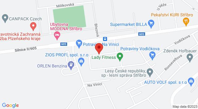 Západní Předměstí 1143, 349 01 Stříbro, Česko
