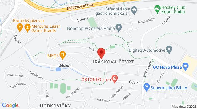 Psohlavců, 147 00 Praha 4, Česko