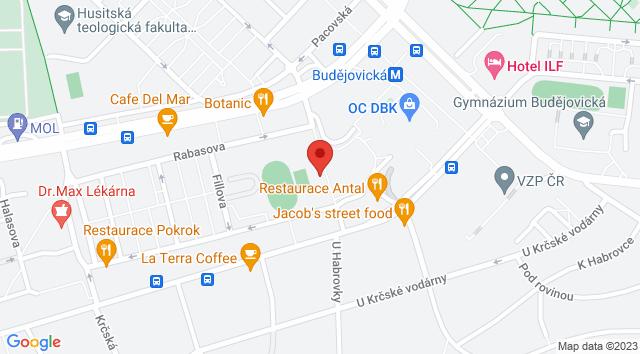 Poláčkova 1067/3, 140 00 Praha 4-Krč, Česko