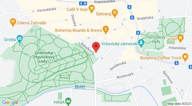 Na Královce 1, 101 00 Praha 10-Vršovice, Česko