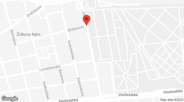 Jičínská, 130 00 Praha 3-Žižkov, Česko