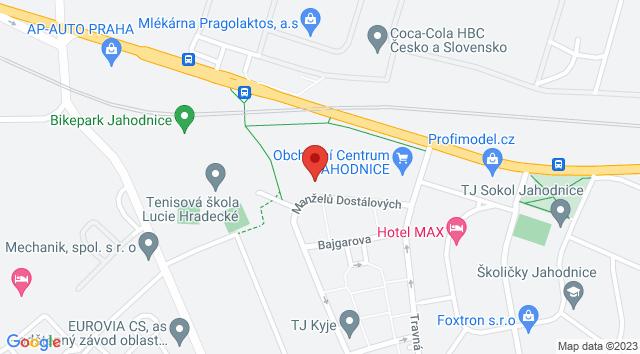 Manželů Dostálových 1436, 198 00 Praha 14-Kyje, Česko
