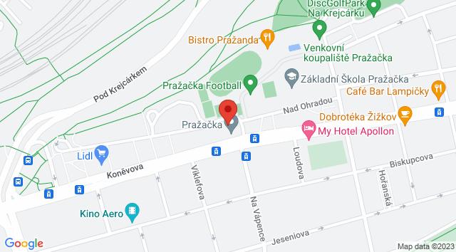 Koněvova 2660/141, 130 00 Praha 3, Česko