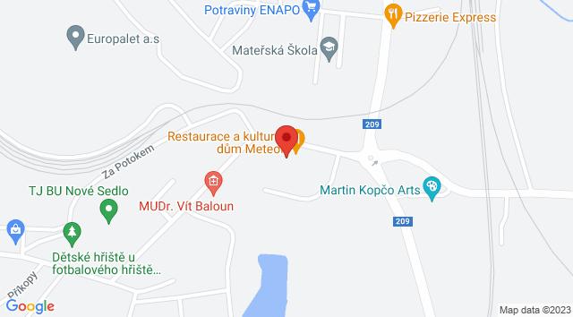 Masarykova 503, 357 34 Nové Sedlo, Czechia