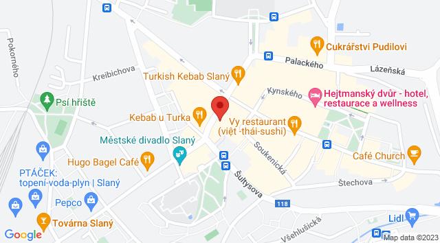 Dr. E. Beneše 528, 274 01 Slaný, Česko
