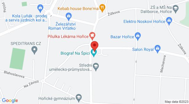 Husova 326, 508 01 Hořice, Česko