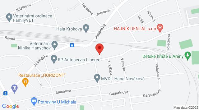 21, Příční 279, Horní Růžodol, 460 07 Liberec, Česko