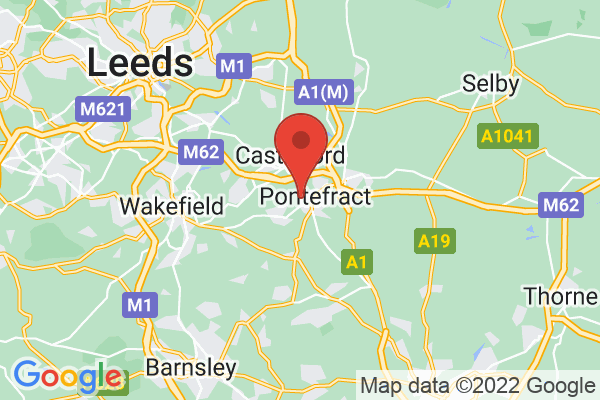 Map of cat location