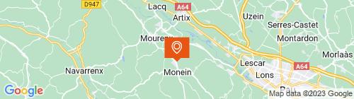 Emplacement centre Monein Auto Bilan