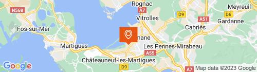 Emplacement centre Contrôle Technique Provence
