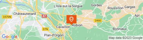 Emplacement centre AUTO CONTROLE LUBERON