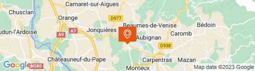 Emplacement centre Auto Contrôle Sarriannais