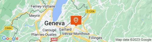 Emplacement centre Annemasse Auto Controle