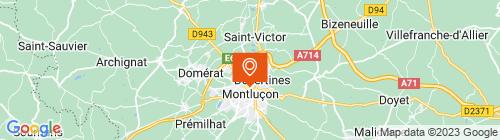 Emplacement centre CONTROLE TECHNIQUE ST JACQUES