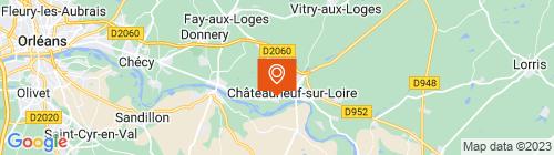 Emplacement centre Auto Contrôle Castelneuvien