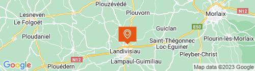 Emplacement centre C.M.P.L. LANDIVISIAU