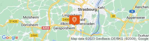 Emplacement centre PROCONTROLE.FR - GEISPOLSHEIM