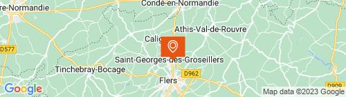 Emplacement centre C.M.P.L. ST GEORGES DES GROSEILLERS