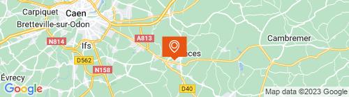 Emplacement centre Moncontroletechnique.fr Argences