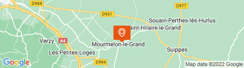 Emplacement centre ACDC Mourmelon
