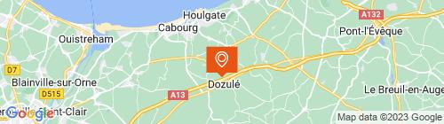 Emplacement centre CTA de DOZULE OBRINGER