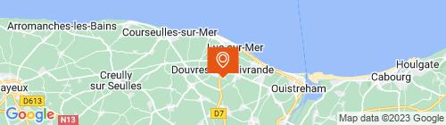 Emplacement centre CTA de DOUVRES OBRINGER