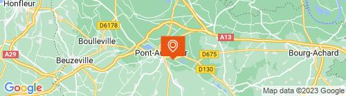 Emplacement centre CTPL Pont Audemer