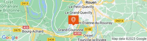 Emplacement centre TECHNICONTROL Couronne VL